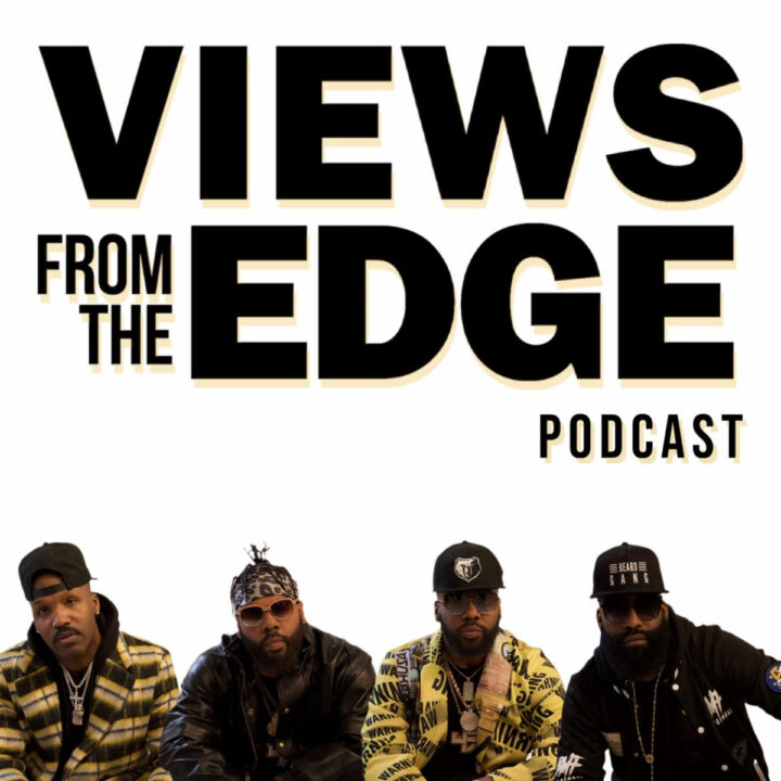 Jagged Edge To Launch 'Views From The Edge' Podcast, Monday, February 15th
